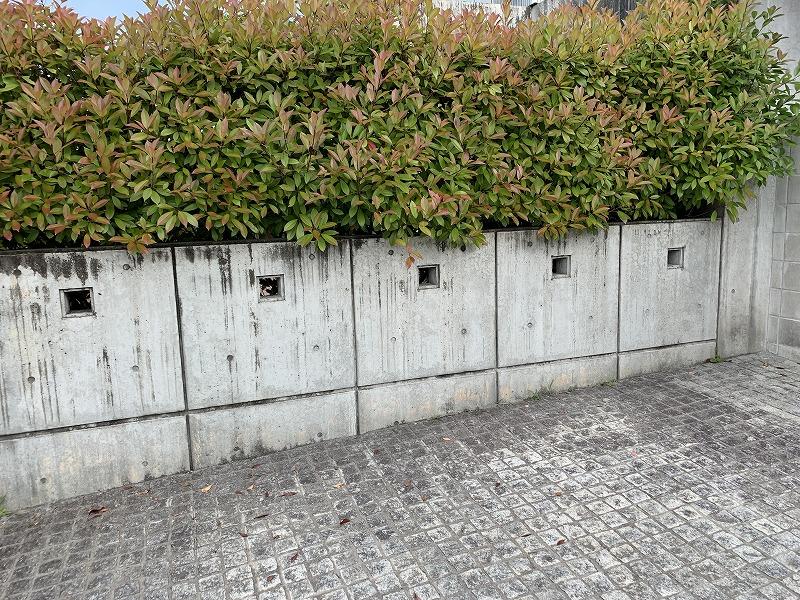 K様邸塀改修塗替工事
